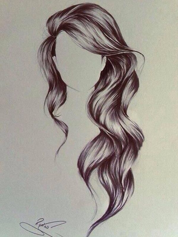 More V Cut Hair Pictures Haare Frisuren Zeichnen Haare Zeichnen