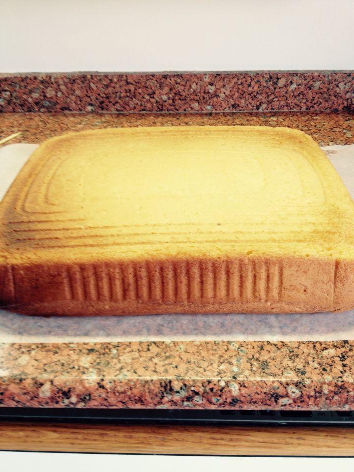 Pan di spagna!