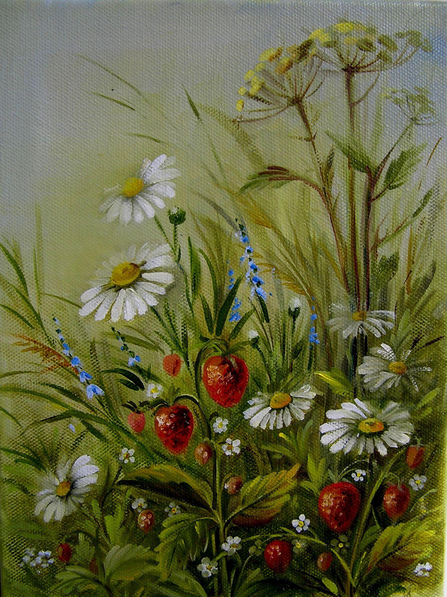 Картинка болельщика, луговые цветы открытки