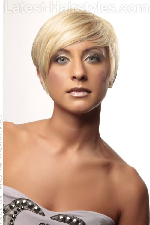 Groovy 1000 Images About Hair Styles On Pinterest Short Asymmetrical Short Hairstyles Gunalazisus