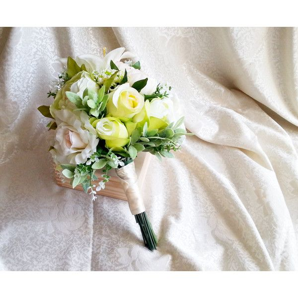 Best quality green and creme silk flowers peonies roses lily wedding best quality green and creme silk flowers peonies roses lily wedding 350 mightylinksfo Gallery