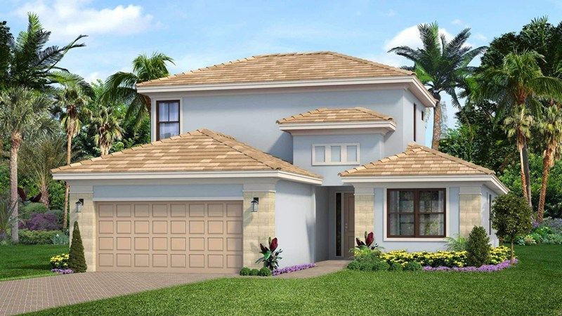 Davis With Bonus At Cresswind At Pga Village Verano In Port Saint Lucie Fl Now Available For Showing By Millie Gil Broker Owner New Home Communities Model Homes New Homes