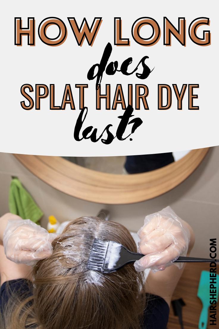 Splat Lightening Bleach Hair Dye Kit Splat Hair Dye Bold Hair Color Splat Hair Color