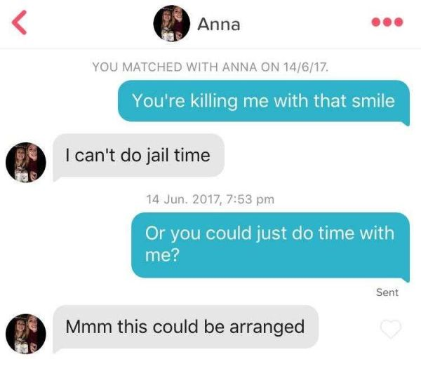 These people have the Tinder game clocked (25 Photos