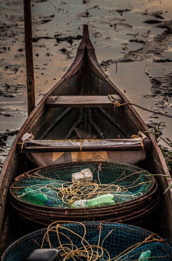 Fishing Boat Canot Barque Kerala