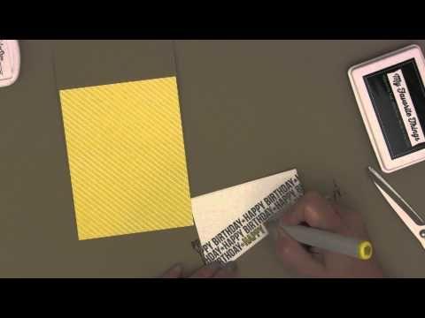 MFTv Diagonal Happy Birthday Card YouTube – Happy Birthday Cards Youtube