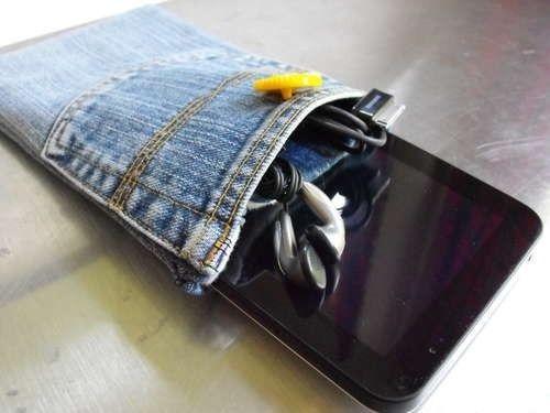 pockets for elec gear