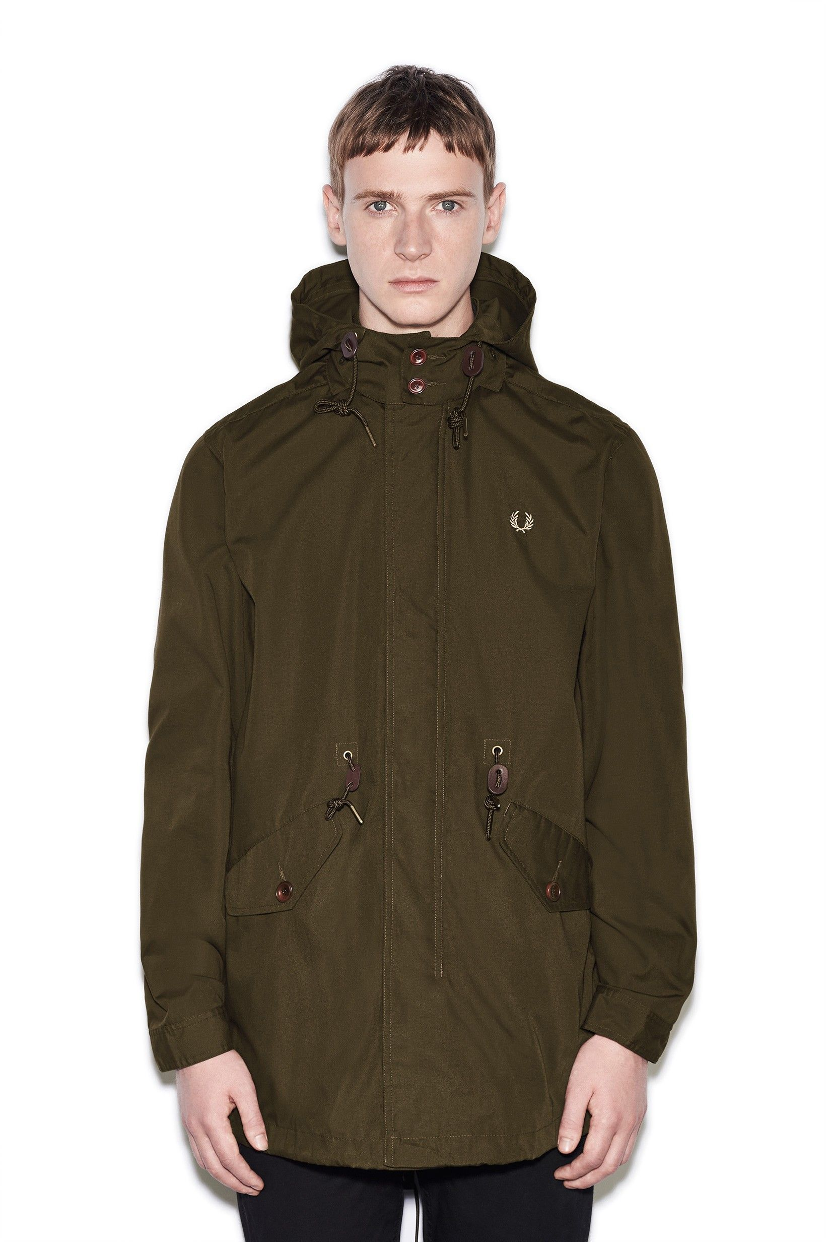 Shop Coats & Jackets from the Men's Fred Perry Collection.