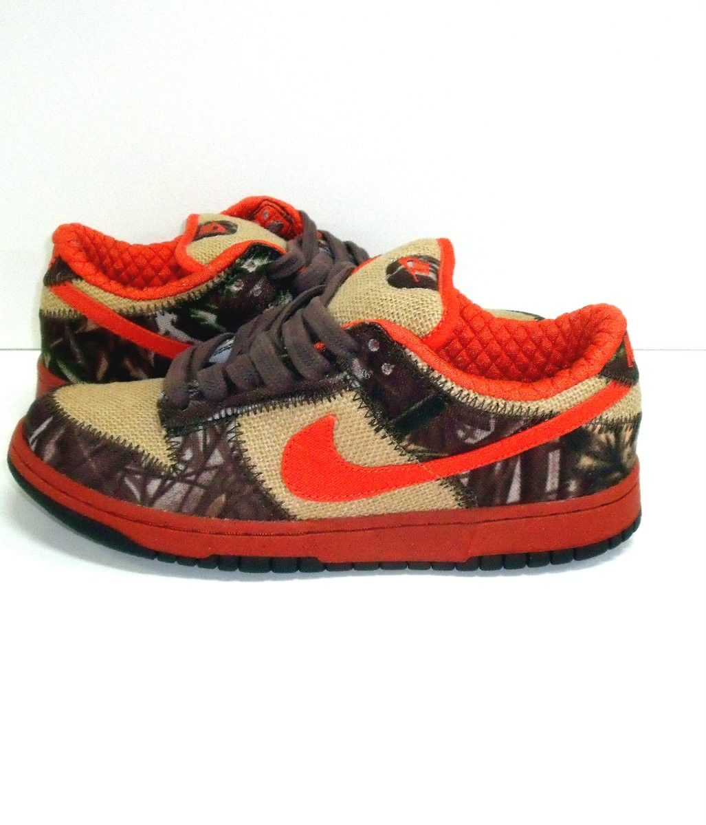 827e9db0 ... wholesale nike dunk low sb hunters 04 size 9 worn 7 out of 10 228a5  f4032