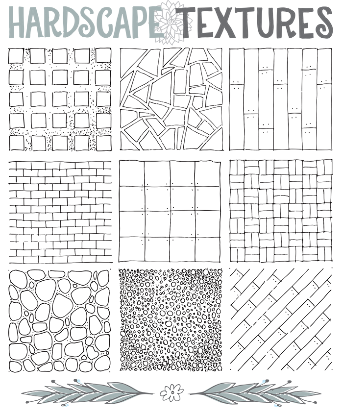 Building Texture Drawing