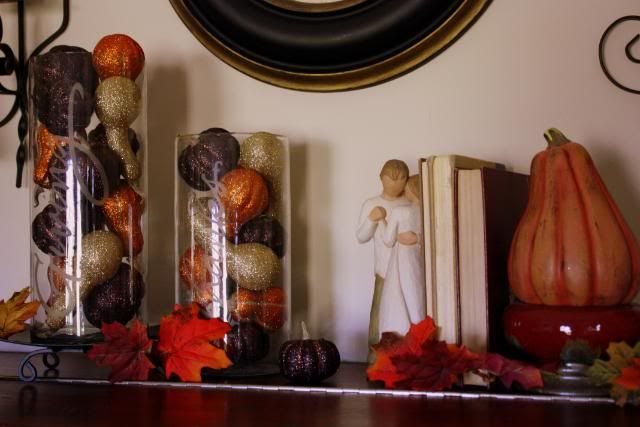Fall thrifty decorating ideas