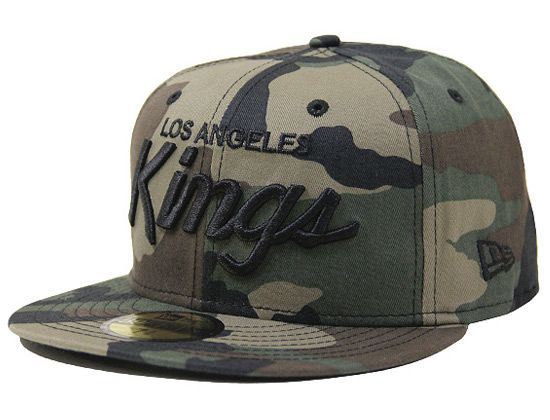 Custom La Kings New Era 59fifty Fitted Baseball Cap Hats For Men Fitted Hats Snapback Hats