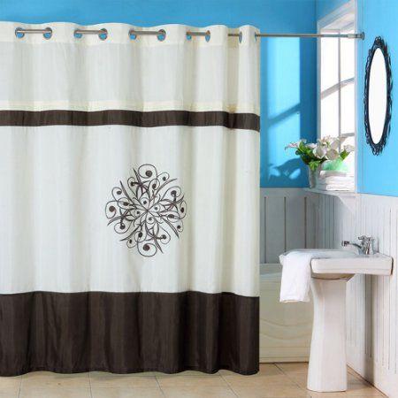 Home Grommet Curtains Curtains Floral Shower Curtains