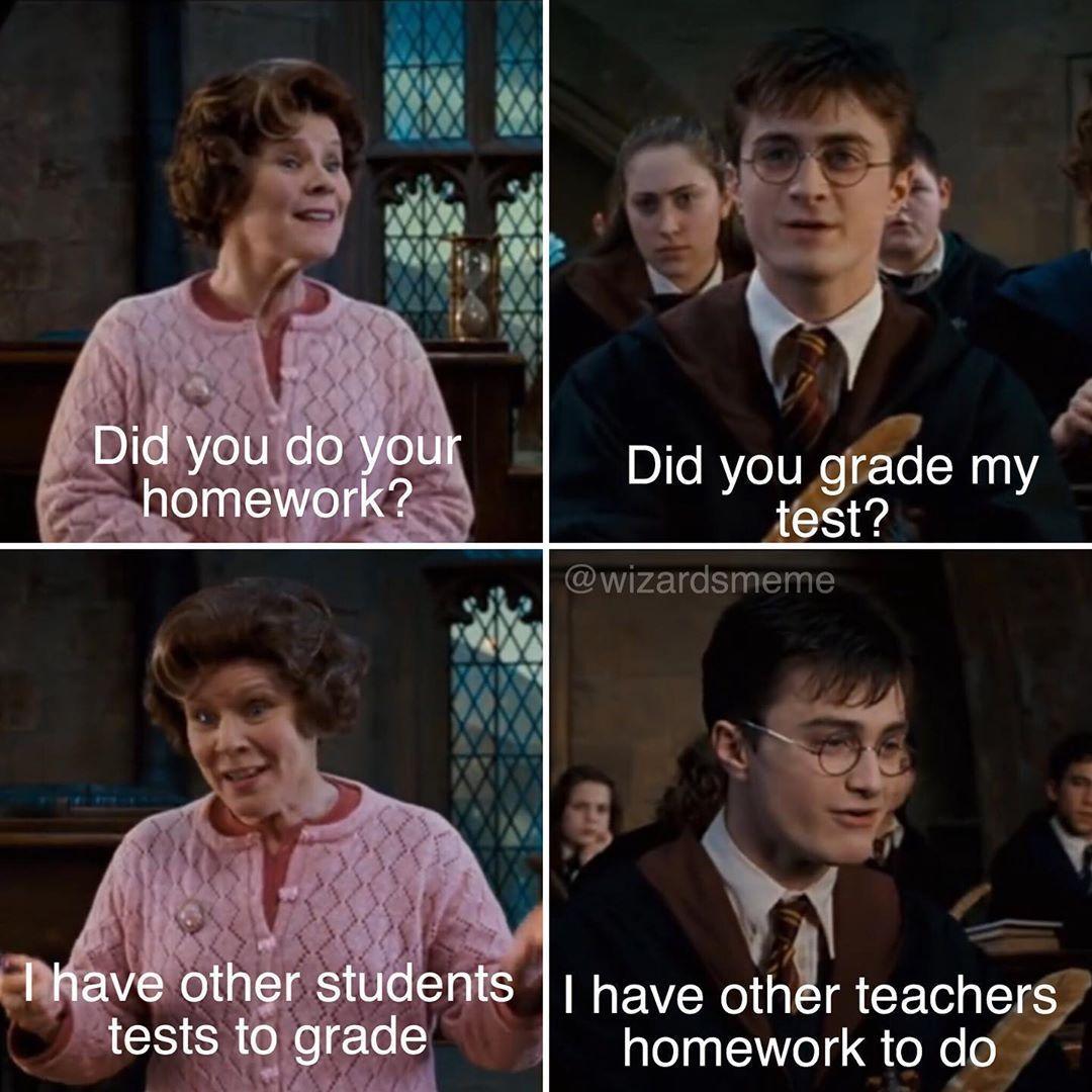 Harry Potter Fakta a Vtipy