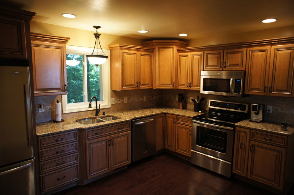Elegant In Elizabethtown, PA   Traditional   Spaces   Baltimore   Ou0027Hanlon  Kitchens