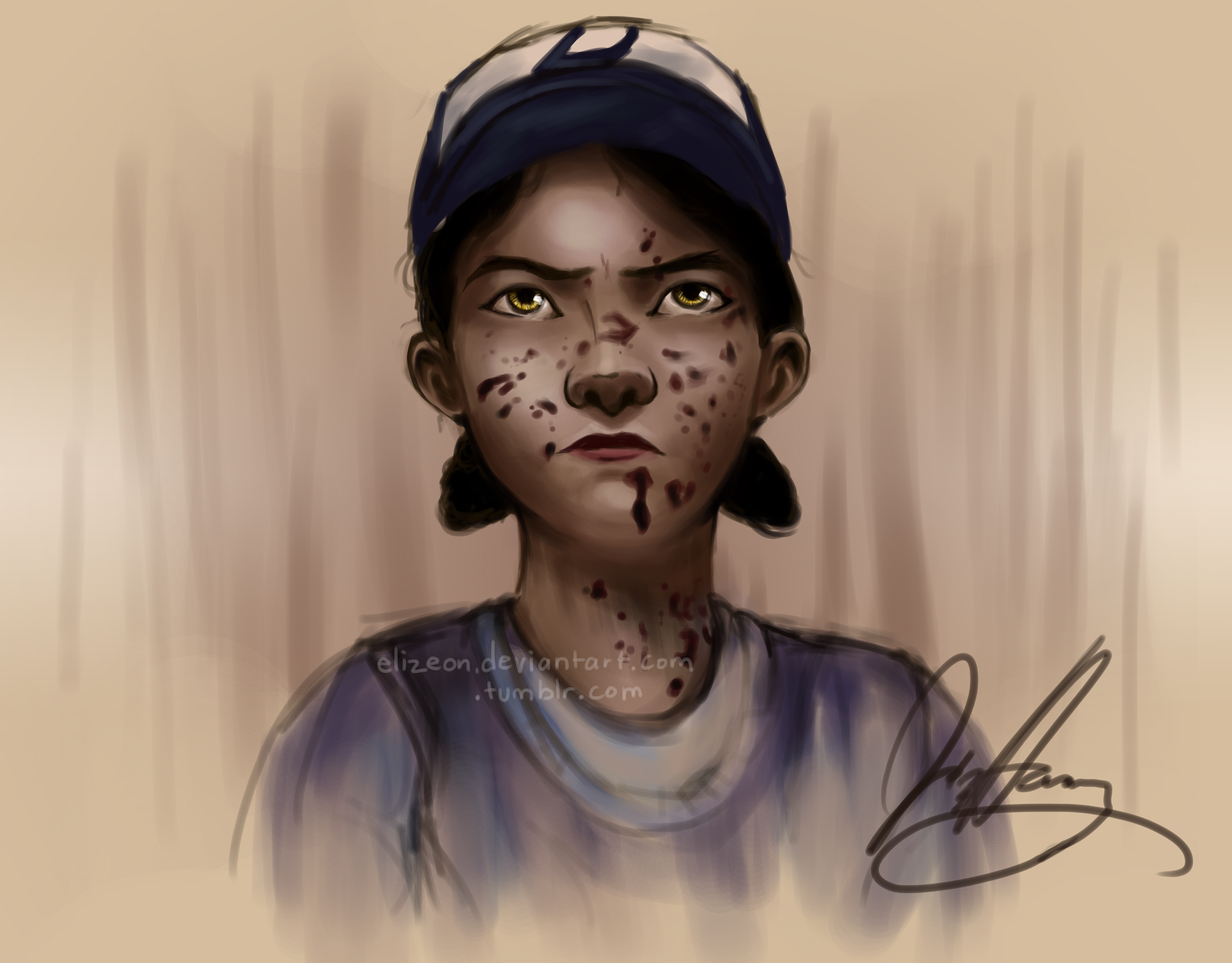 Kenny Twd Fan Art Together With Kenny Walking Dead