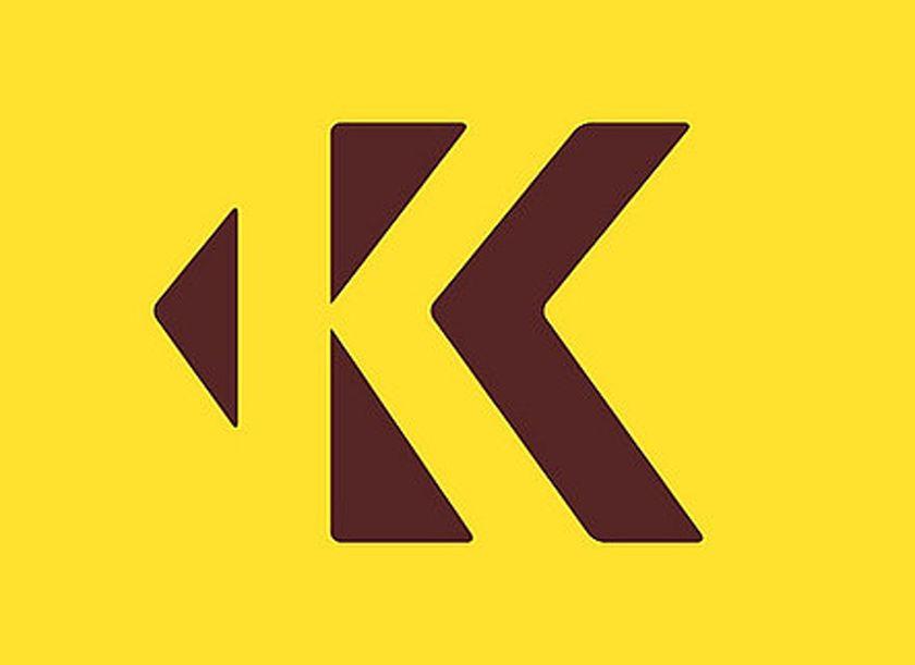 Logo   design in...K Logo