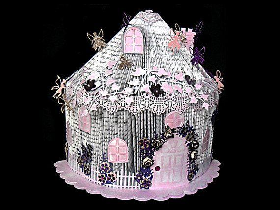 book art fairy house blogs workanyware co uk u2022 rh blogs workanyware co uk Fairy House Stuff Fairy House Stuff
