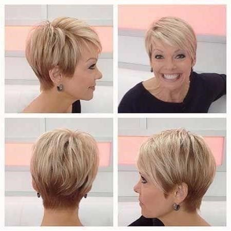 image result for short spikey hairstyles for heavy set