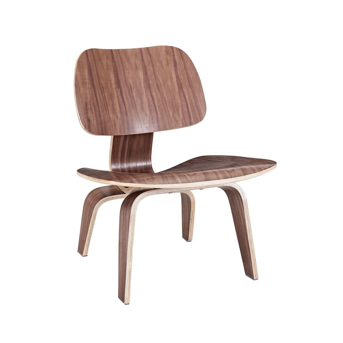 Graceful, Modern, And Ergonomic, This Chair Is A Great Way To Add  Additional. Plywood ChairEames ChairsLounge ...