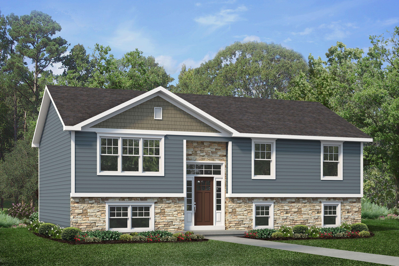 Hartford Fine Line Homes In 2020 Exterior House Remodel Split Level Remodel Exterior Split Level House Exterior