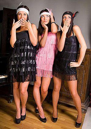Фотографии девушек с домашних вечеринок
