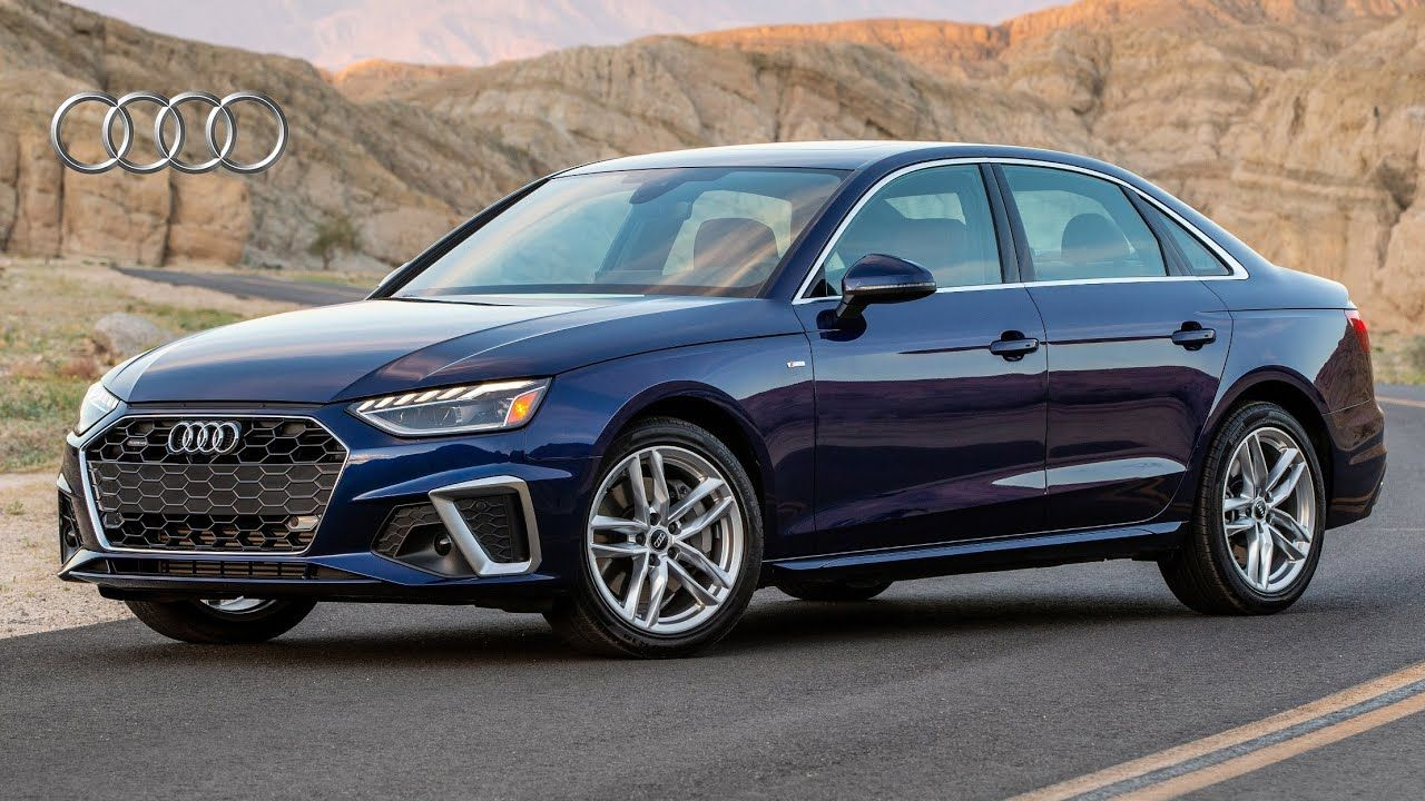 2020 Audi A4 Sedan Quattro In 2020 Audi A4 Audi Driving Test