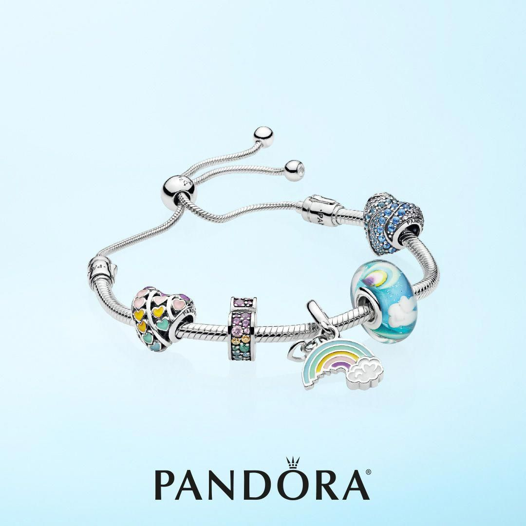 Introducing the new Moments Sliding Bracelet! Taking the iconic PANDORA  charm bracelet to a new stylish dimension. Find the perfect bracelet for  every ... 2397753afd6