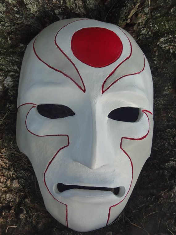 Inspired Amon mask Avatar The Legend of Korra game Halloween cosplay