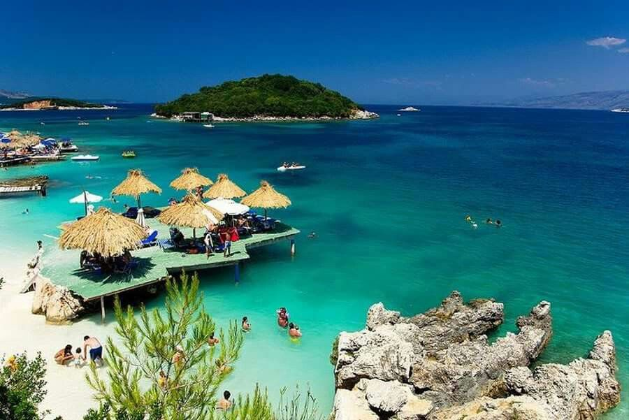 Ksamil Albania Cheap Vacation Destinations Travel Cheap