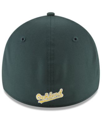 huge selection of 348e8 37b77 New Era Oakland Athletics Batting Practice 39THIRTY Cap - Green L XL