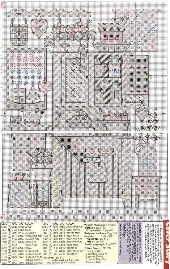 십자수 도안 : 작은OrOi : 네이버 블로그   cross stitch   Pinterest ...