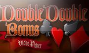 The goal in Double Double Bonus video poker is to get a winning poker hand according to the standard poker rules and as listed in the game pay table.