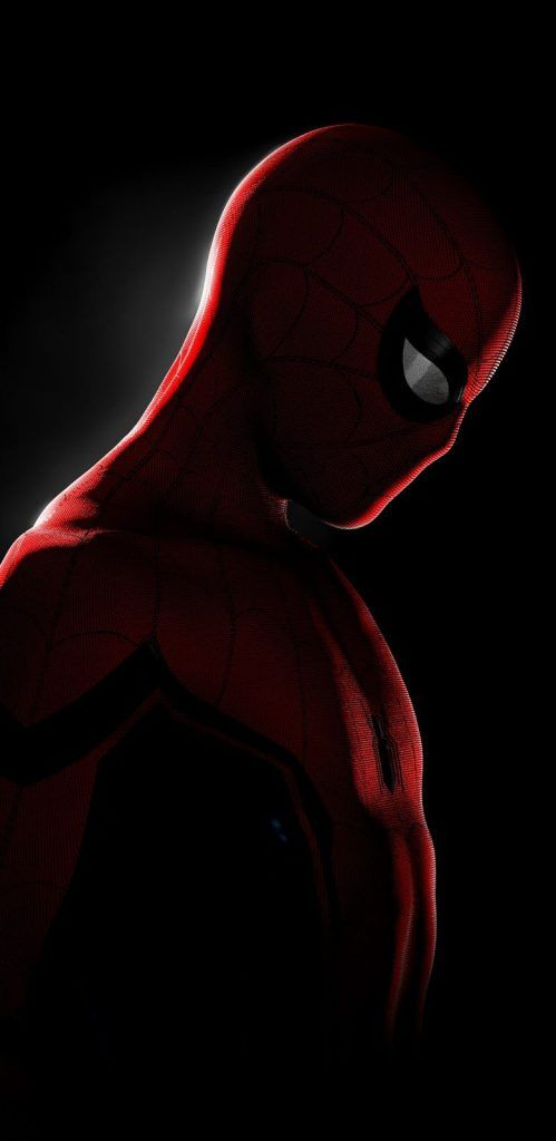 iPhone X Wallpaper Screensaver Background 127 Spiderman 4k