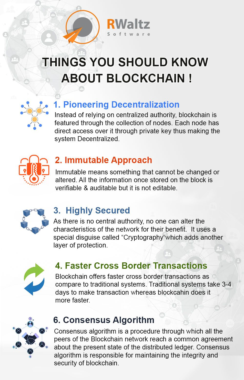 Things you should know about Blockchain!