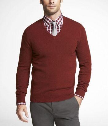 Sweater, shirt, tie combo | suit combos | Pinterest | Shirt tie ...