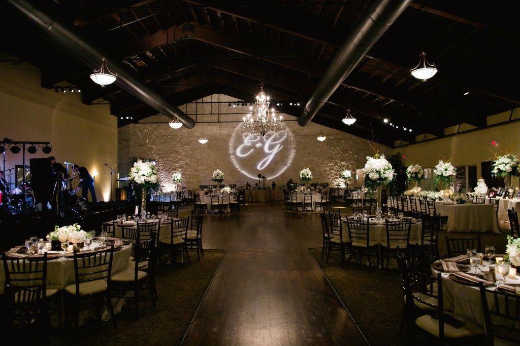 Wedding Reception Photos Taken At Briscoe Manor Richmond Tx