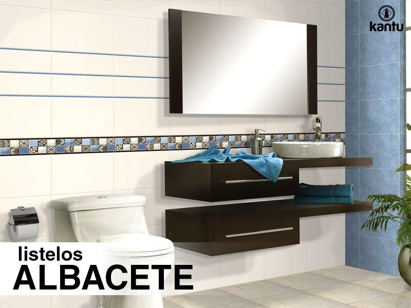 Listelo albacete ba o pinterest ba o ba os y cer mica for Listelos de ceramica