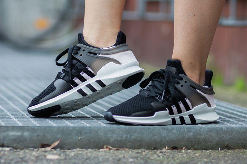 Adidas Wmns EQT Support ADV 91 16 'Black Clear Pink