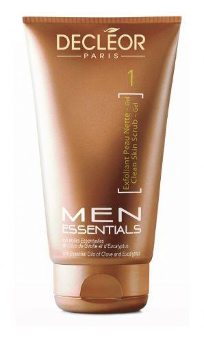 Decleor Men Essentials Clean Skin Scrub Gel