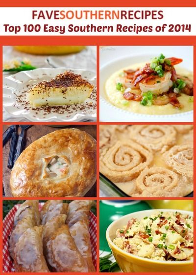 Top 100 easy southern recipes of 2014 southern easy and recipes top 100 easy southern recipes of 2014 forumfinder Image collections