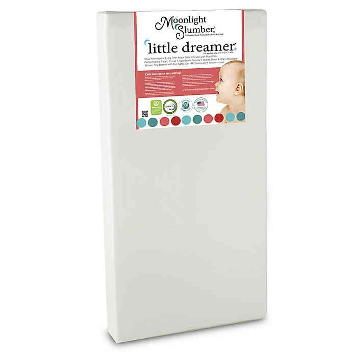 Moonlight Slumber Little Dreamer Crib Mattress With Images Crib Mattress Best Crib Mattress The Dreamers