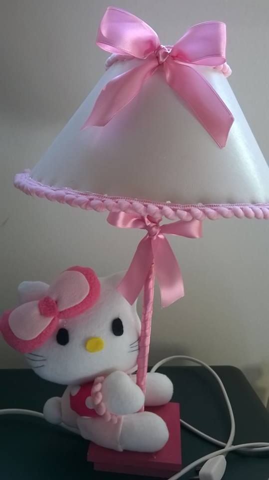 velador Kitty.. By Torosino