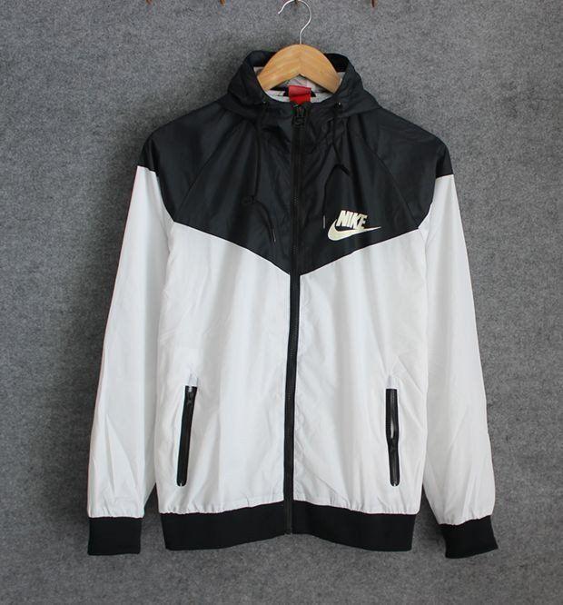 Fashion Zipper Coat Jacket Cardigan Nike Hooded Sweatshirt rqvTraE