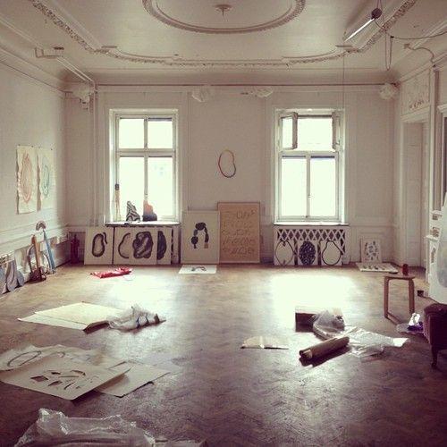 Studio of Malin Gabriella Nordin