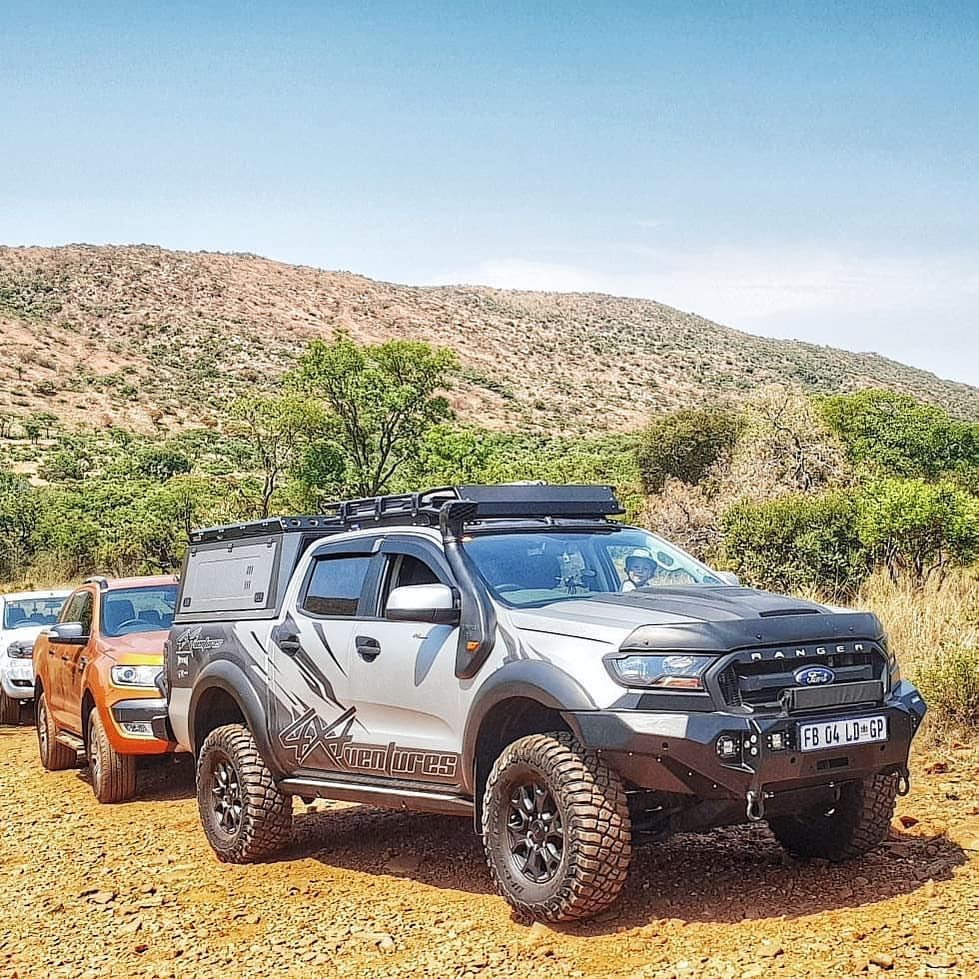 Looks Great With The Rival Alloy Bumper Rival4x4 Rivalbumper Rivalaesthetics Ford Ranger Ford Ranger 4x4 Ford Ranger Ford Pickup