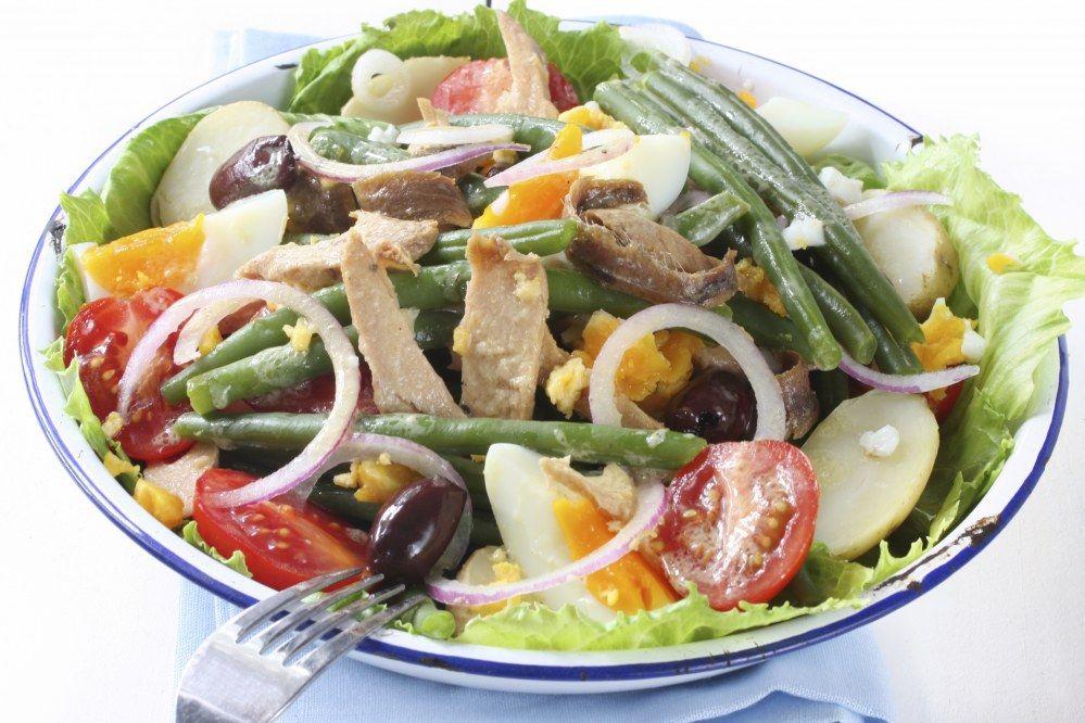 Les clés de la minceur, Dr. Charles: Les calories (trompeuses) des salades