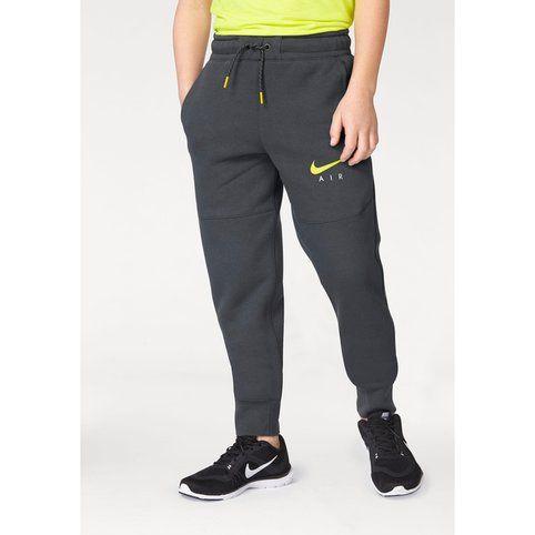 e683871da1d74 Pantalon de survêtement garçon Nike Air - Gris anthracite- Vue 1 ...