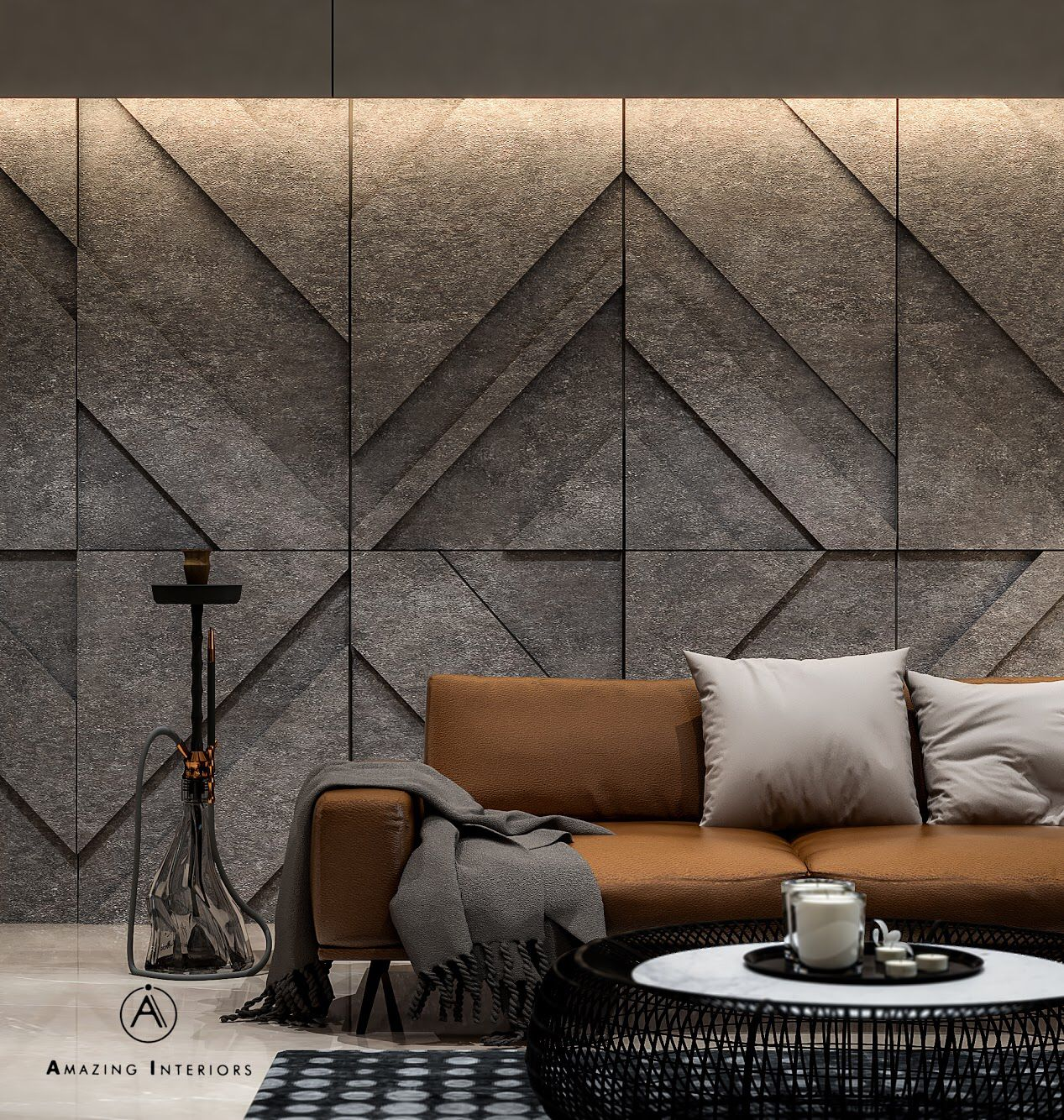 Living Room Design By Amazing Interiors Wall Panel Design Living Room Design Modern Interior Wall Design #wall #panel #design #for #living #room