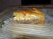 Photo of Pie potato minced meat-Tourte pomme de terre viande hachée  …